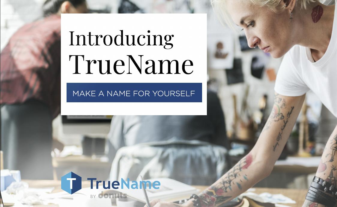 TrueName Domains