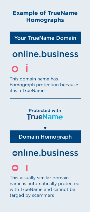 Homograph Example