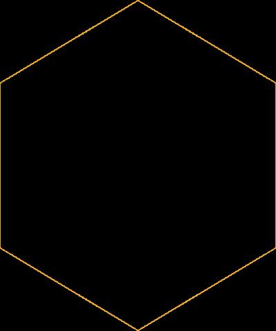 yellow hexagon